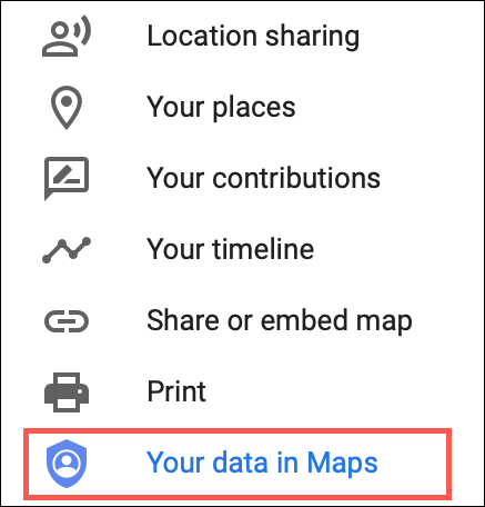 Wählen Sie Ihre Daten in Karten aus
