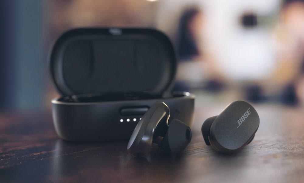 Samsung Galaxy Buds Pro vs Bose Quiet Comfort Ohrhörer Vergleich