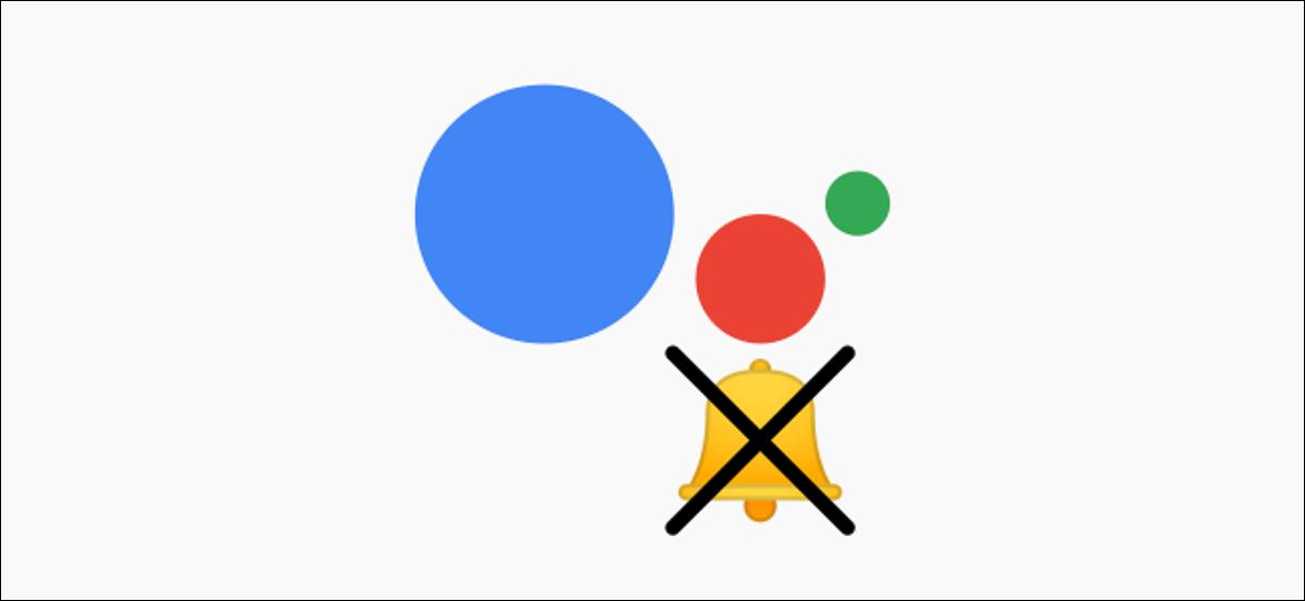 Google Assistant stoppt Wiederholungsaktionserinnerungen