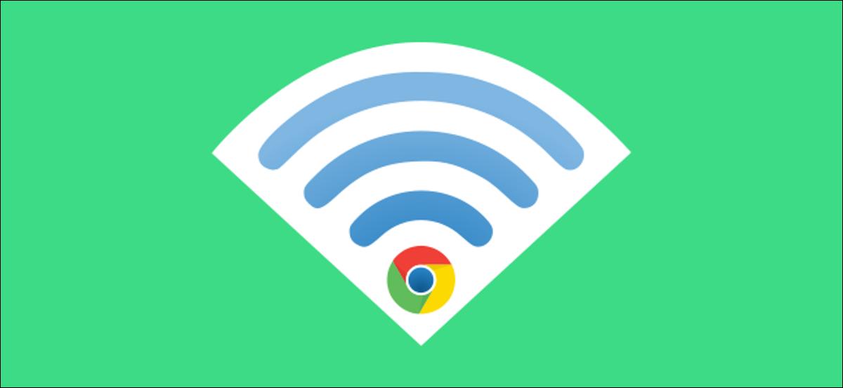 Chromebook-WLAN-Synchronisierung mit Android
