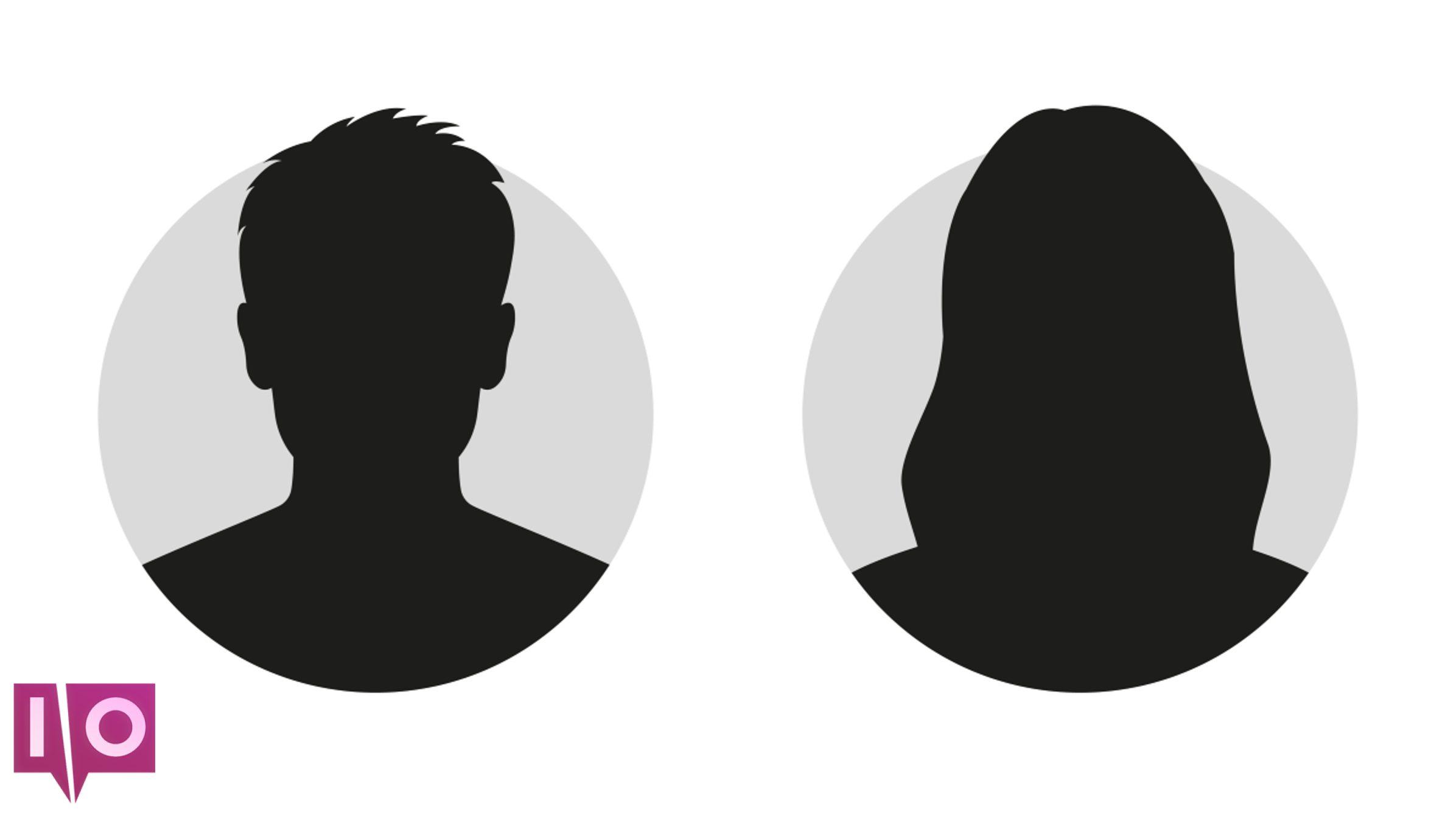 Anonym facebook profilbild Frauen auf