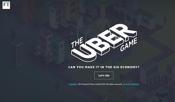 Serious Games Uber
