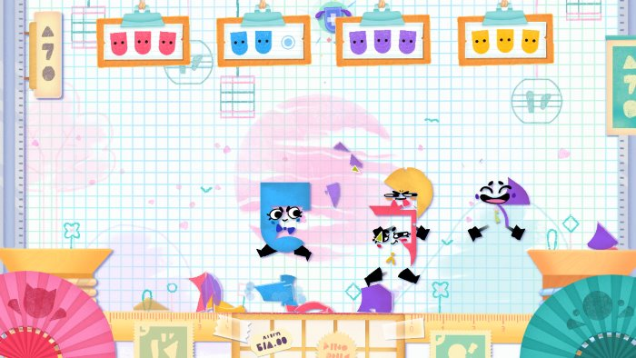 Lokale Switch-Snipperclips