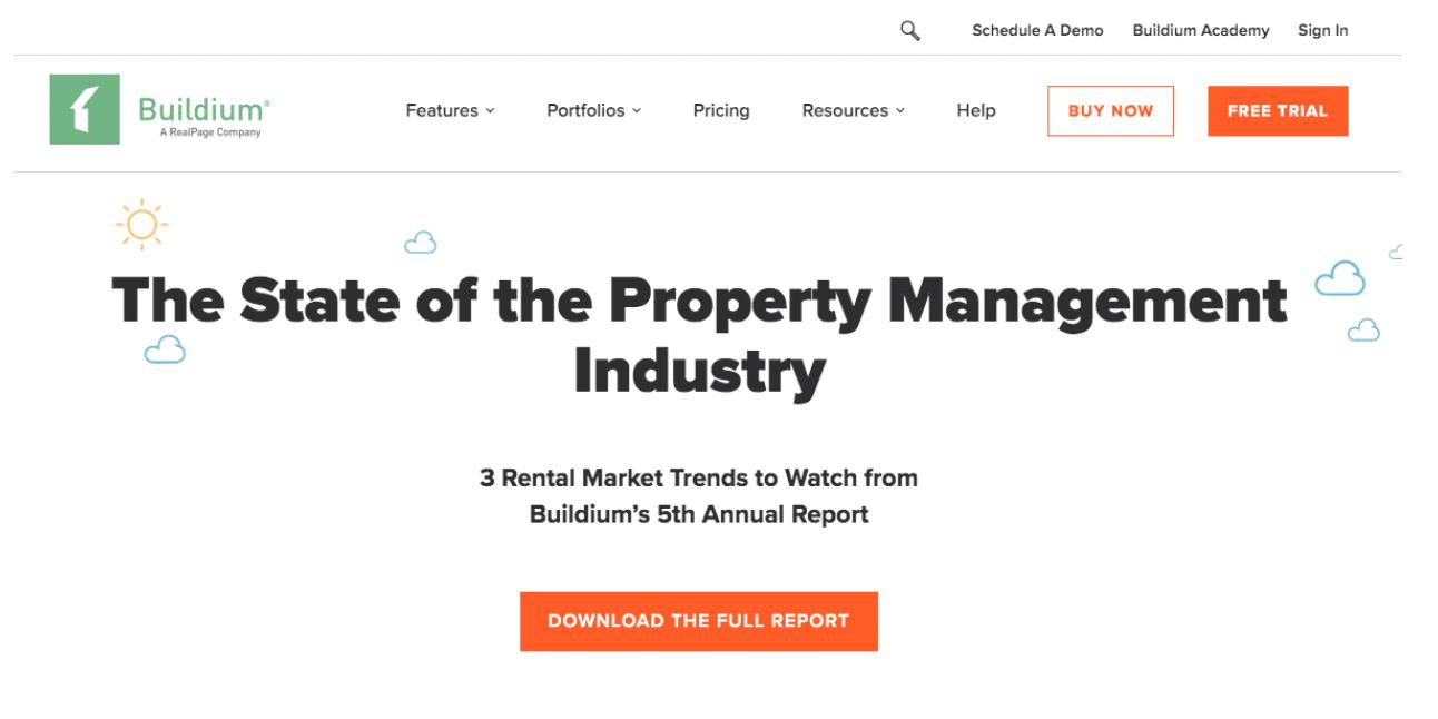 Buildium laden Sie den vollständigen Bericht herunter