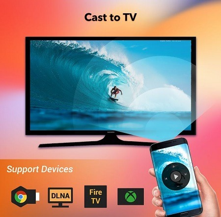 Xcast-Streaming-App