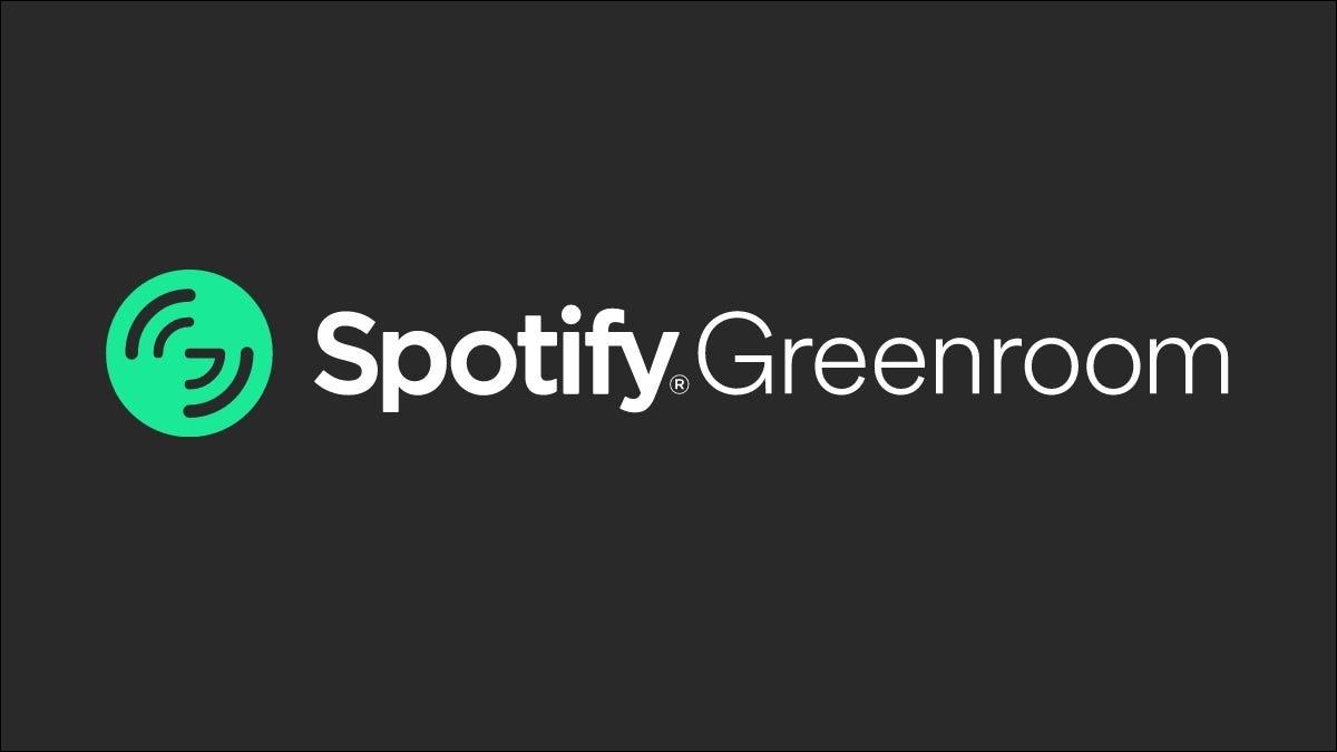 Spotify Greenroom Audio Soziales Netzwerk
