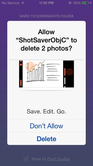 dropshot_delete