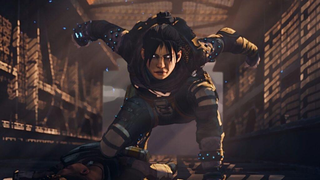 Apex Legends Wraith Charakter
