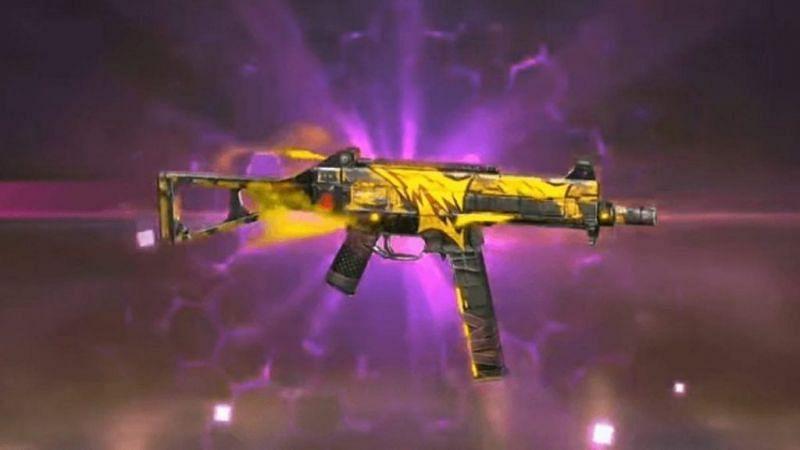 UMP SMG in Free Fire (Bild via ff.garena.com)