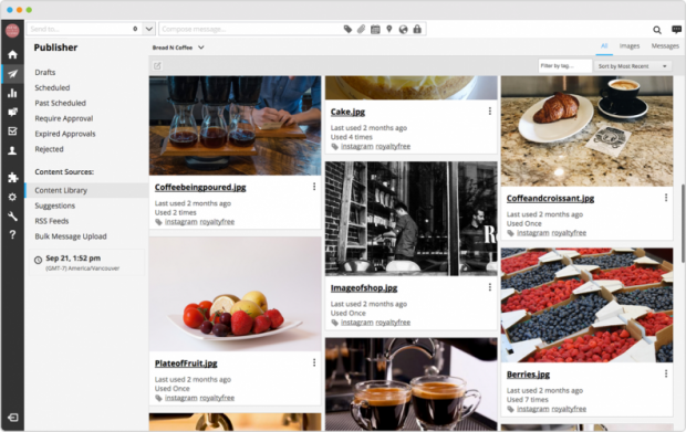 Moyens I/O Publishing-Dashboard