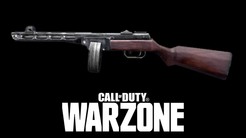 Warzone PPSH