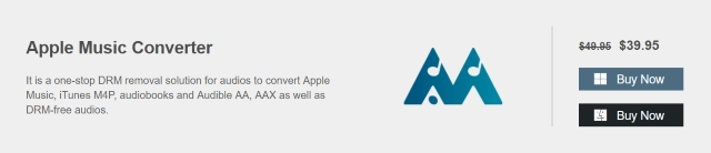 TuneFab Apple Music Converter kaufen