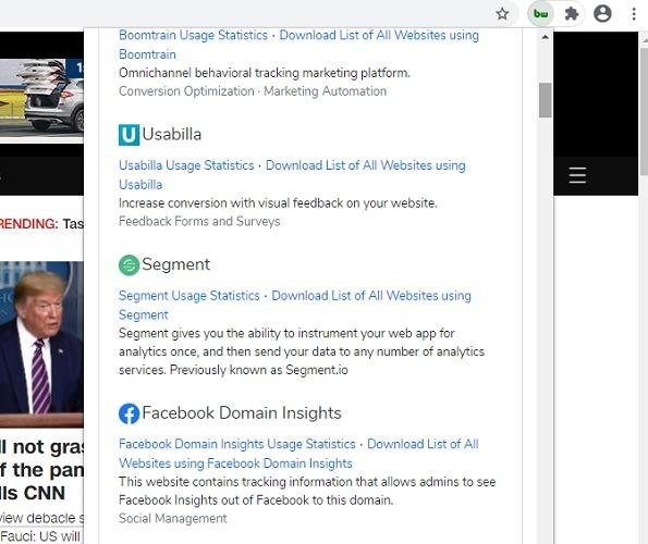 Chrome Web Built mit 1