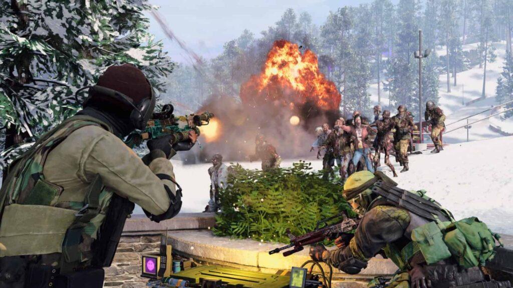 Black Ops Ausbruch des Kalten Krieges Zombies