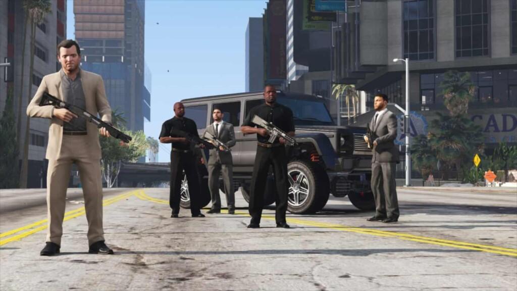 GTA 5-Eventwoche für den 26. August 2021