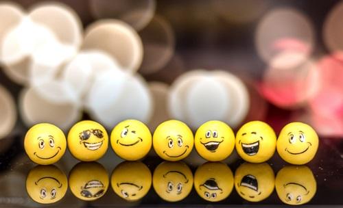 Was bedeuten die Emojis?