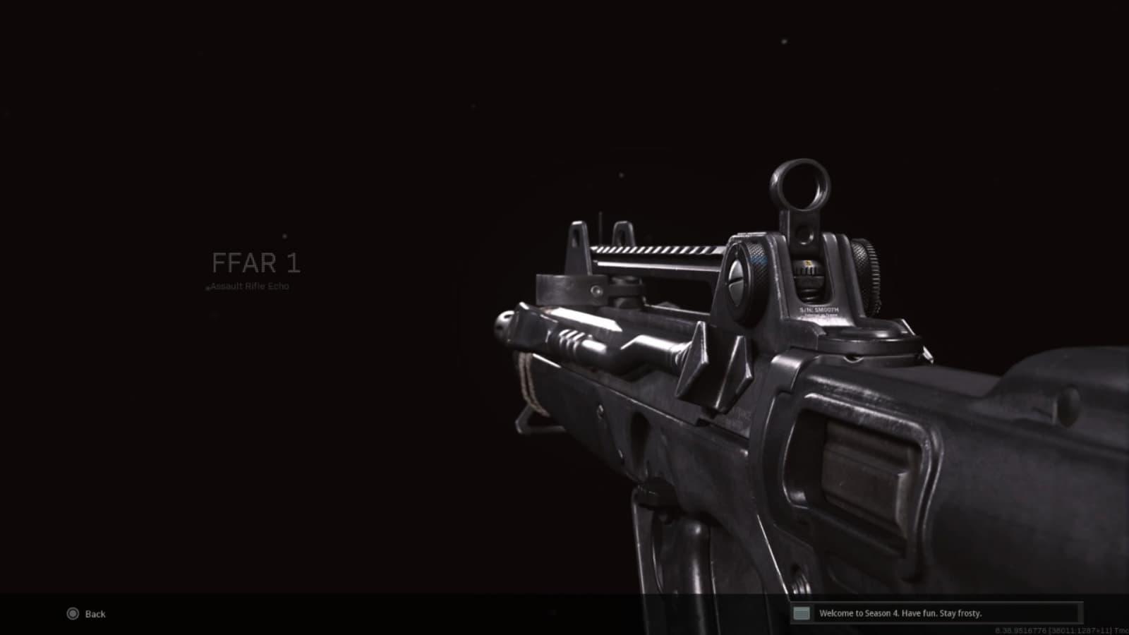 Das beste FFAR 1 Warzone Loadout mit Details