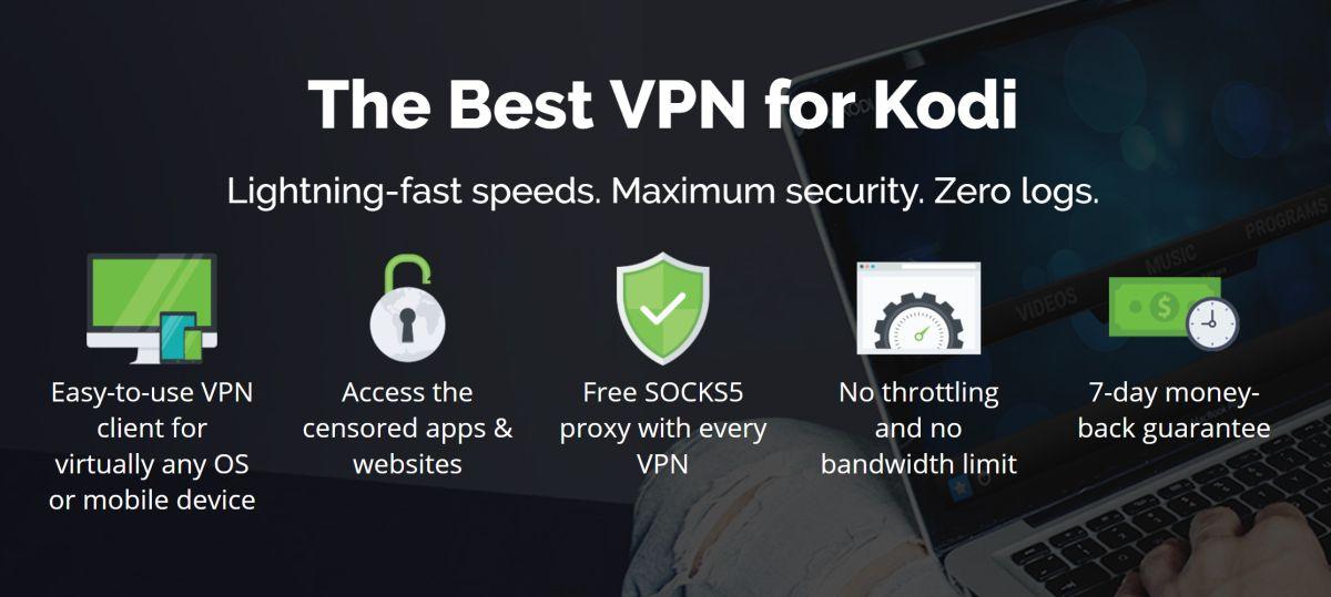 No Limits Magic Kodi Build - IPVanish