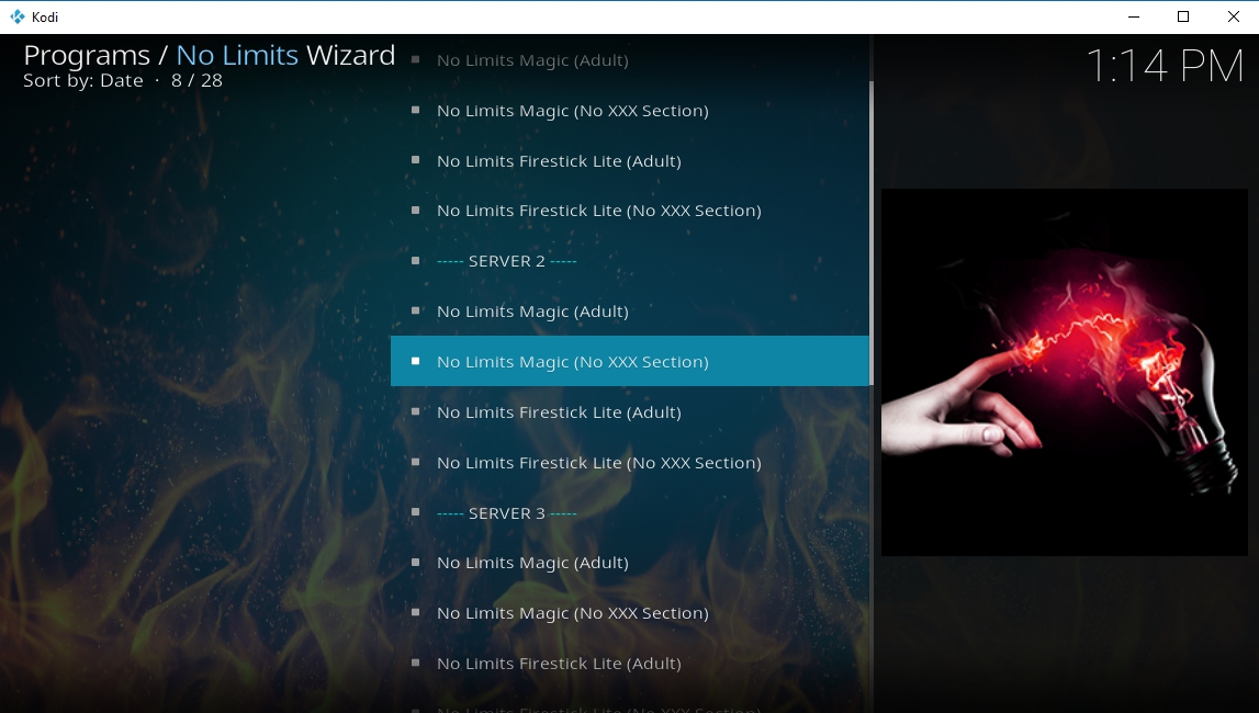 No Limits Magic - Den Build-Bildschirm abrufen - 2