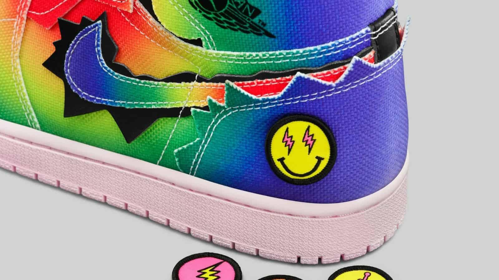 So erhalten Sie Fortnite J Balvin Air Jordan 1 Schuhe kostenlos aus dem Kreativmodus