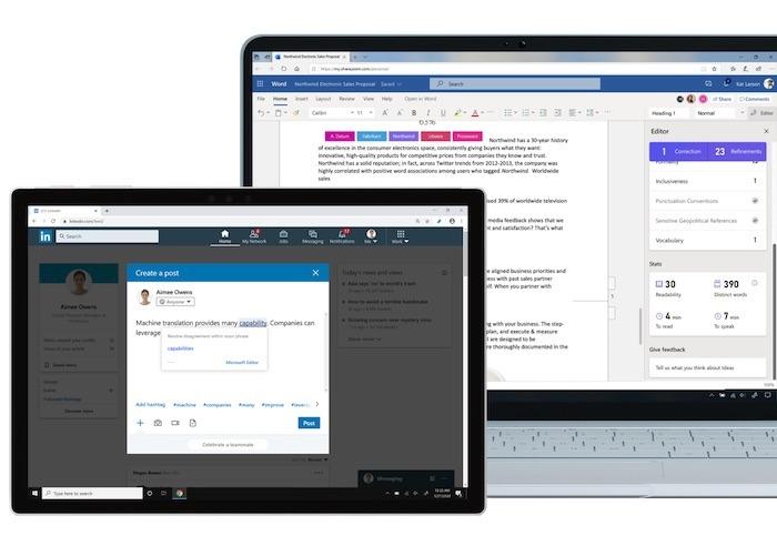 Was ist Microsoft 365 Microsoft Editor?