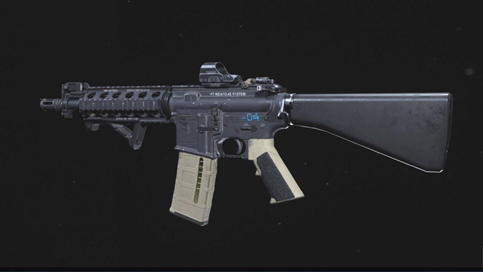 Das beste M4A1 Warzone Loadout mit Details