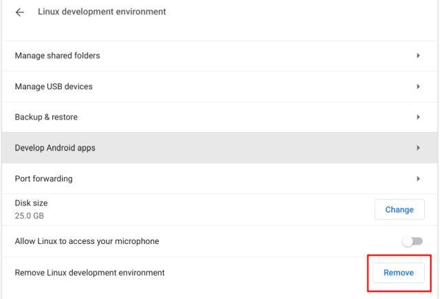 Update auf Debian Bullseye auf Ihrem Chromebook (2021)