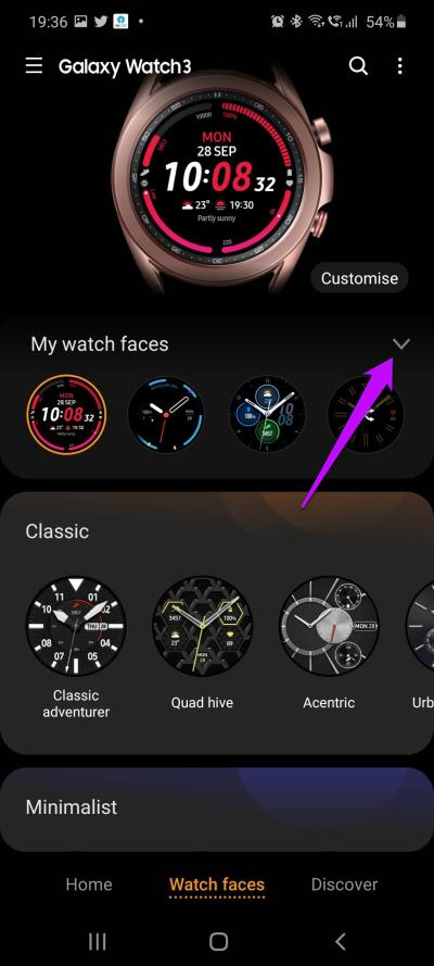 9 Beste Samsung Galaxy Watch 3 Tipps und Tricks im Jahr 2020 4