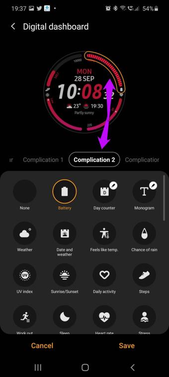 9 Beste Samsung Galaxy Watch 3 Tipps und Tricks im Jahr 2020 6