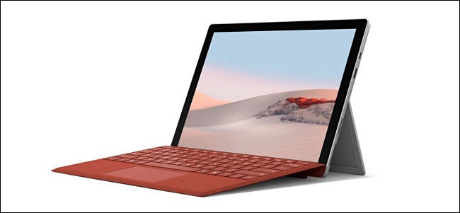 Das Microsoft Surface Pro