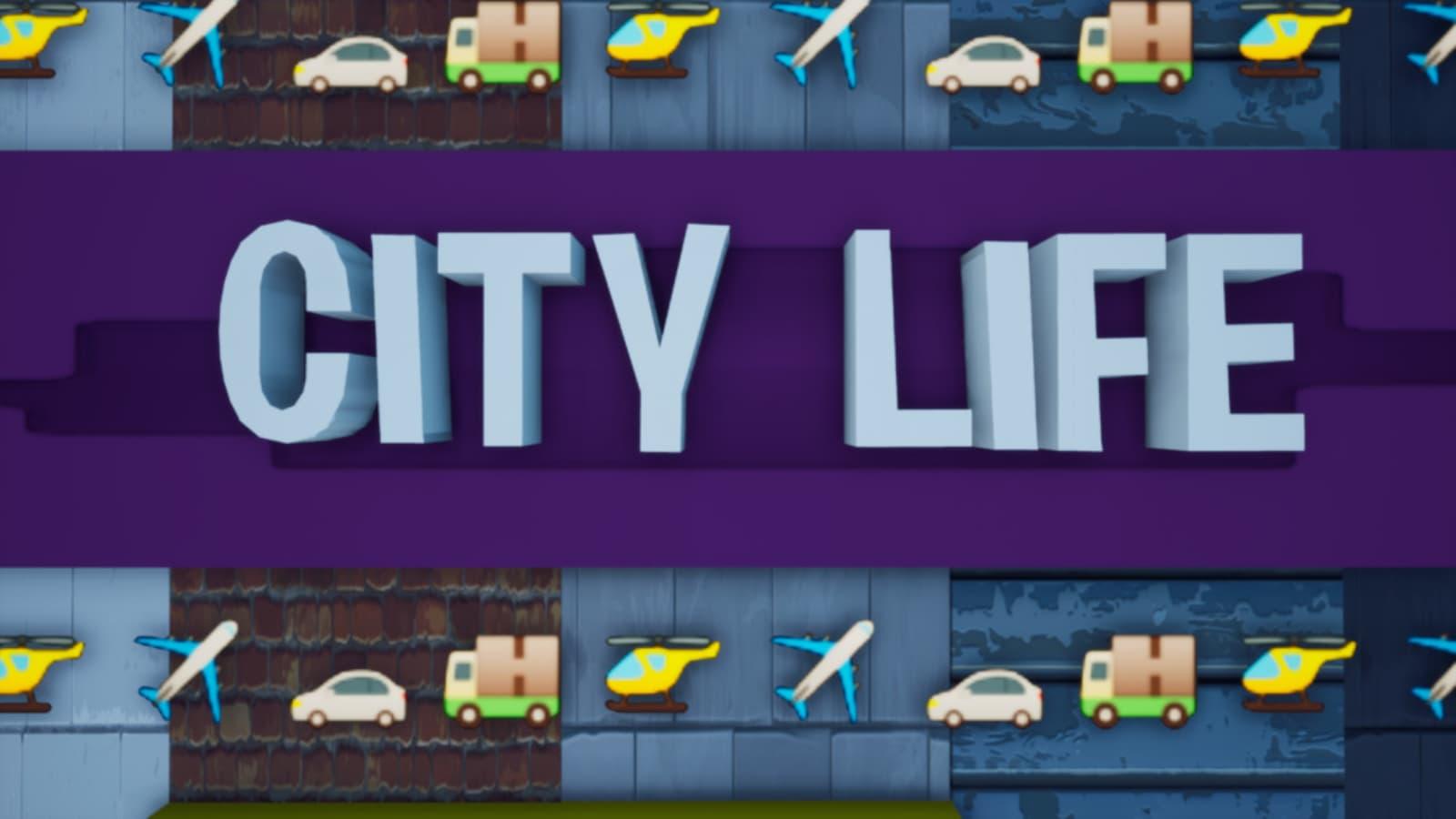Fortnite City Life: Neuer kreativer Kartencode und alles darüber