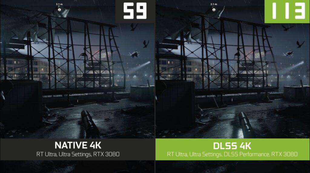 Warzone NVIDIA DLSS-Unterstützung