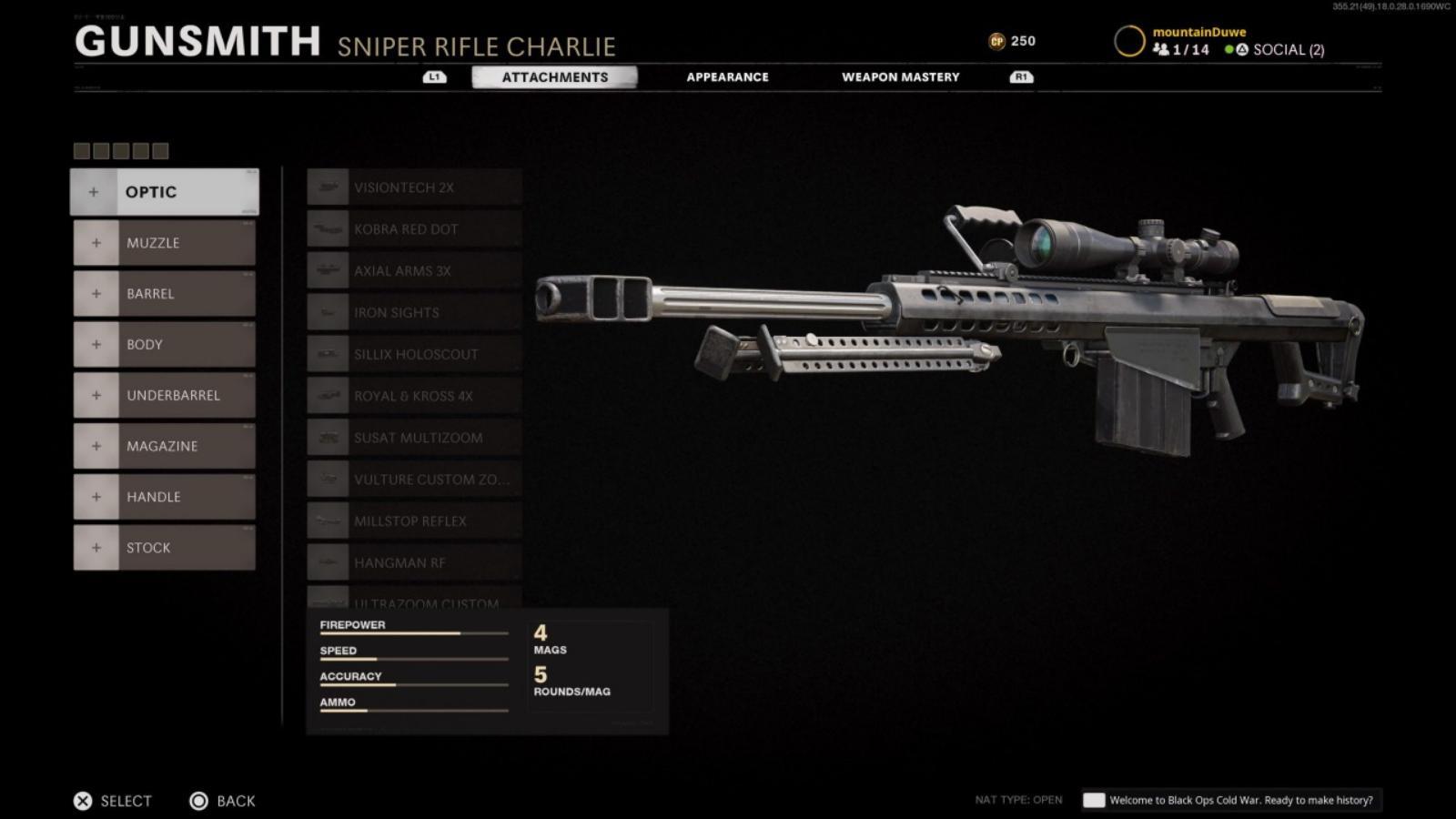 Das beste M82 Warzone Loadout in Staffel 4