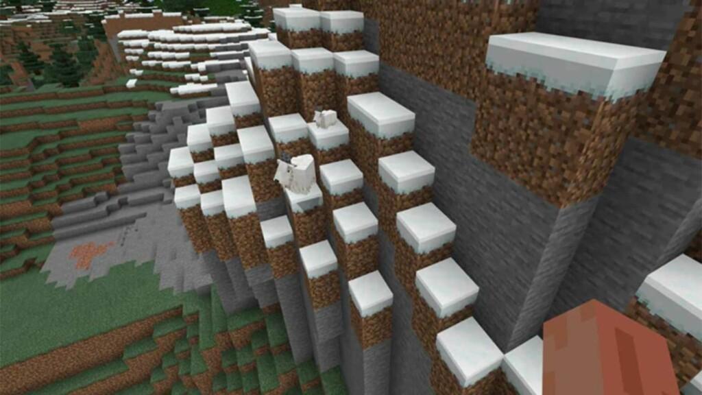 Minecraft Pulverschnee