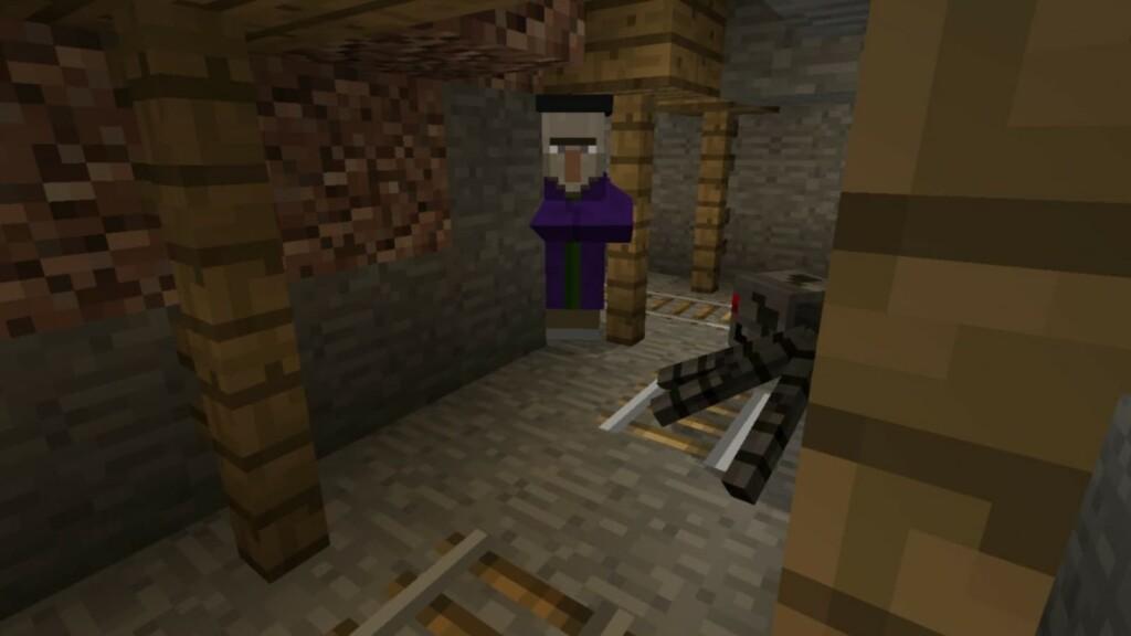 Minecraft Minenschächte