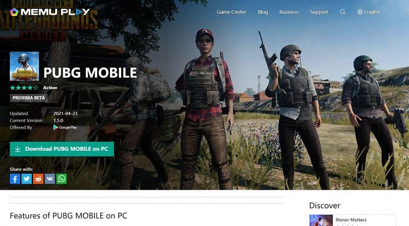 MEmu Play ist ein beliebter Emulator, der von Spielern verwendet werden kann (Bild über MEmu Play)