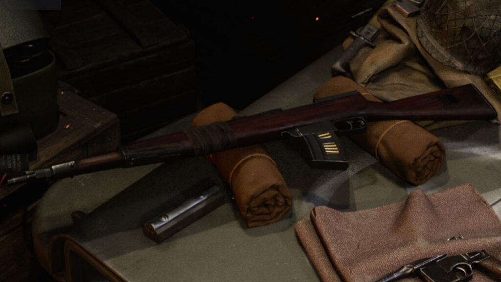ITRA Burst Rifle in Vanguard Gunsmith