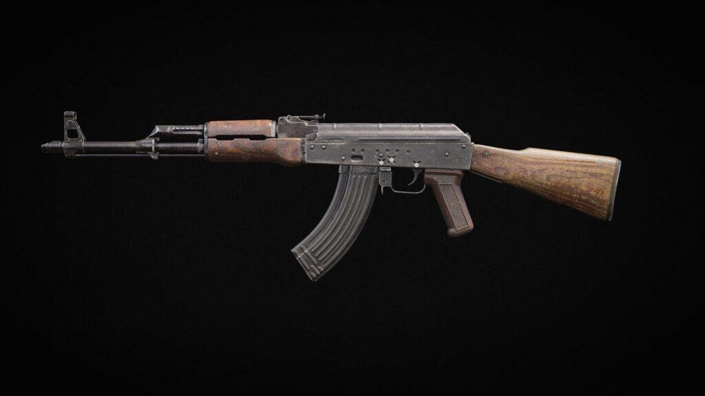 AK-47 in Warzone