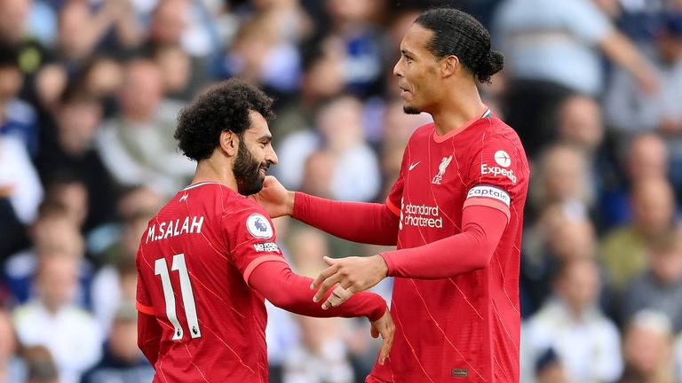 Liverpool - Sky Sports Fußball