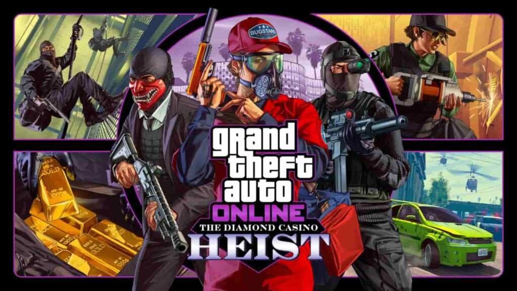 So starten Sie den Casino-Überfall in GTA 5