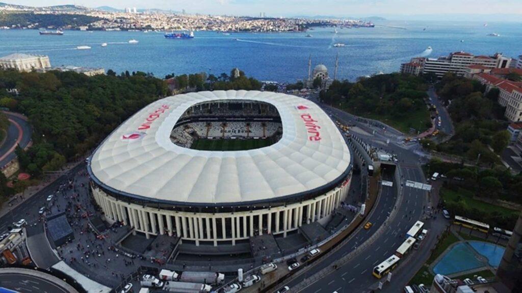 Vodafone Arena - Moyens I/O