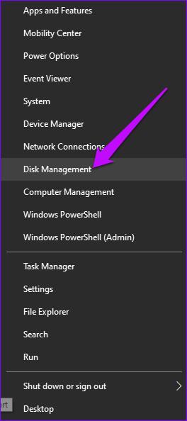Datenträgerverwaltung Windows 10