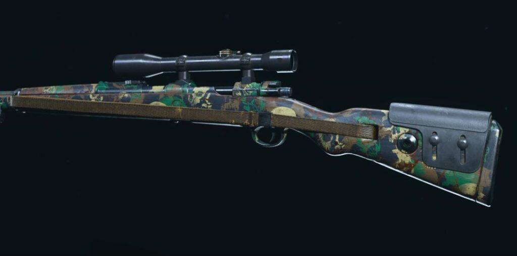 kar98k in Warzone