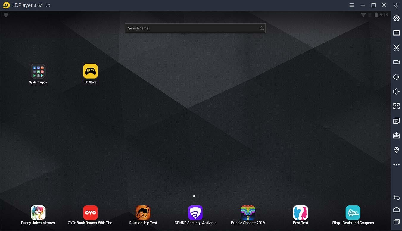 Ldplayer Review Neuer Startbildschirm