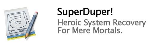 Klon-Festplatte-Superduper
