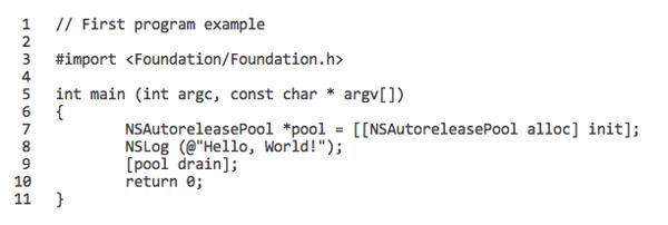 Schnelle-Programmierung-Sprache-Obj-C