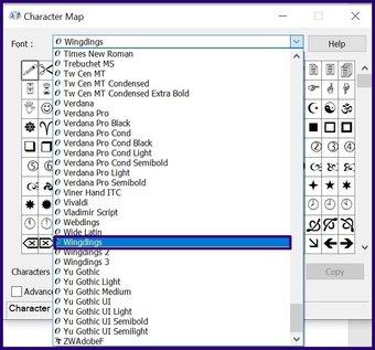 Tick-Symbole in Microsoft Word Schritt 11 einfügen