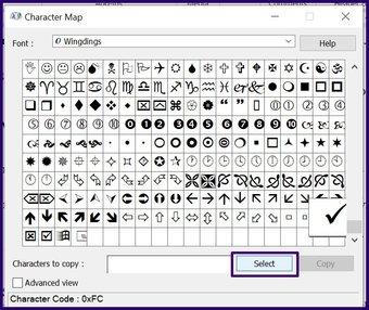 Tick-Symbole in Microsoft Word Schritt 13 einfügen