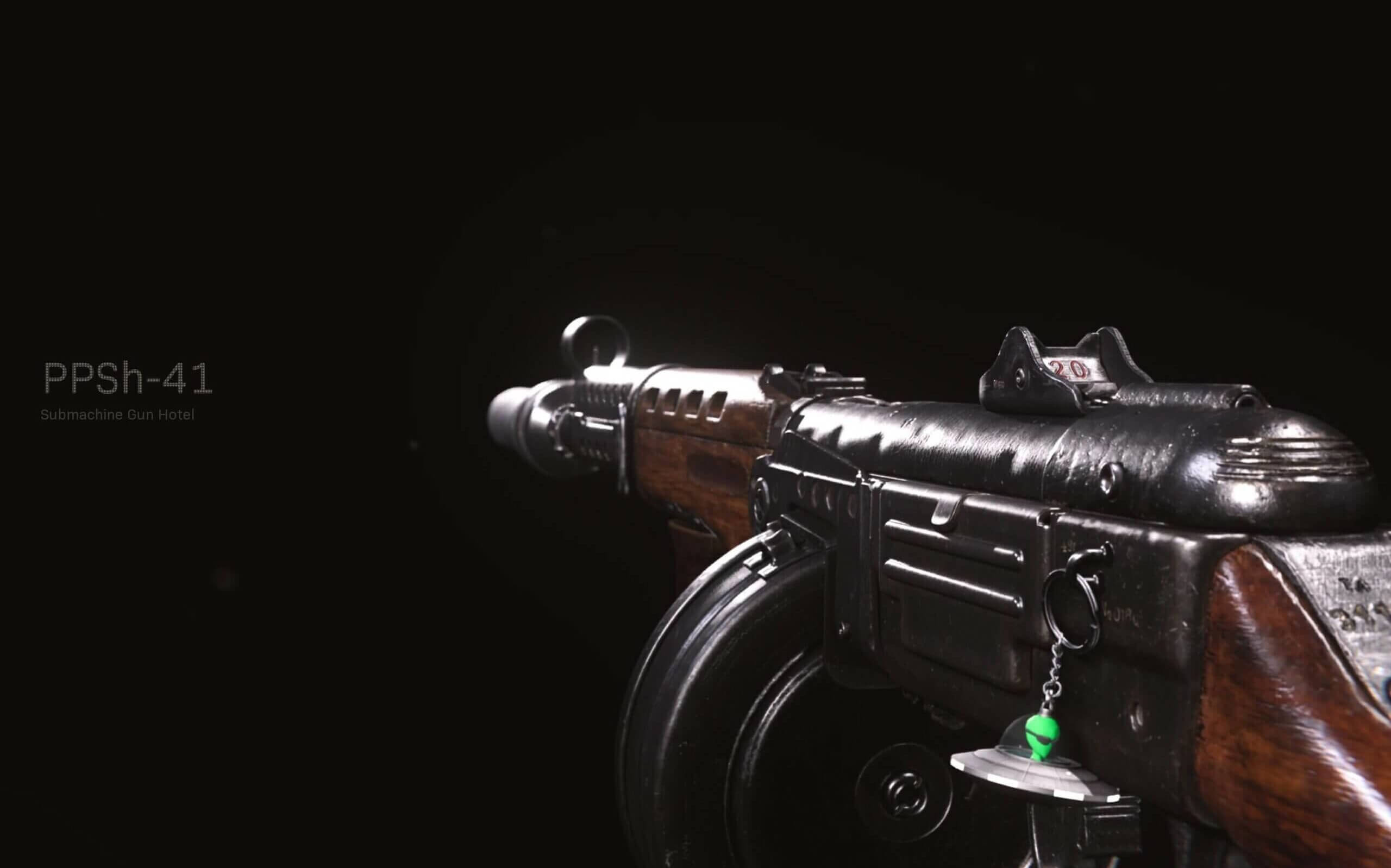PPSH in Warzone