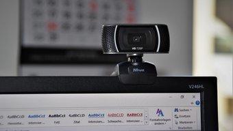 Webcam überprüfen